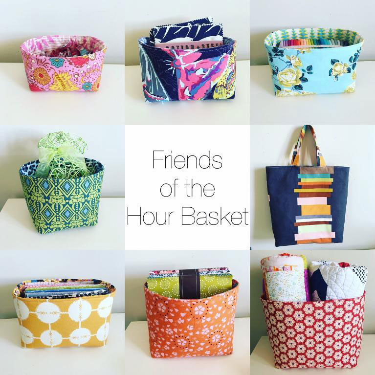 Craftsy Hour Basket pattern