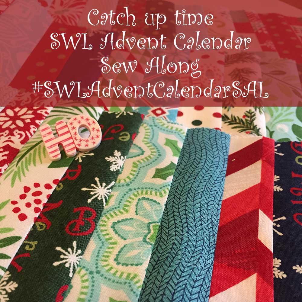 Sew Along – Week 6