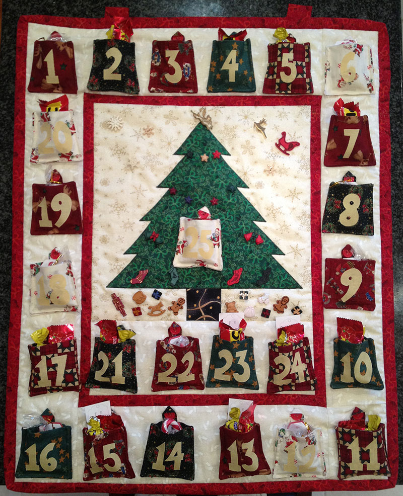 original advent calendar 2002