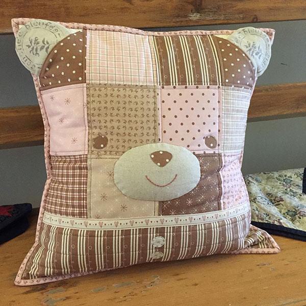 Bear Cushions Galore!