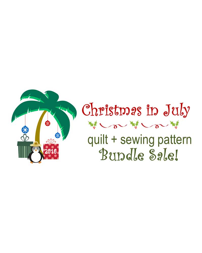 Christmas in July Bundle Available Now!