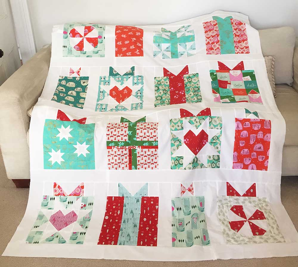 Handmade With Love Sew Along – Week 9