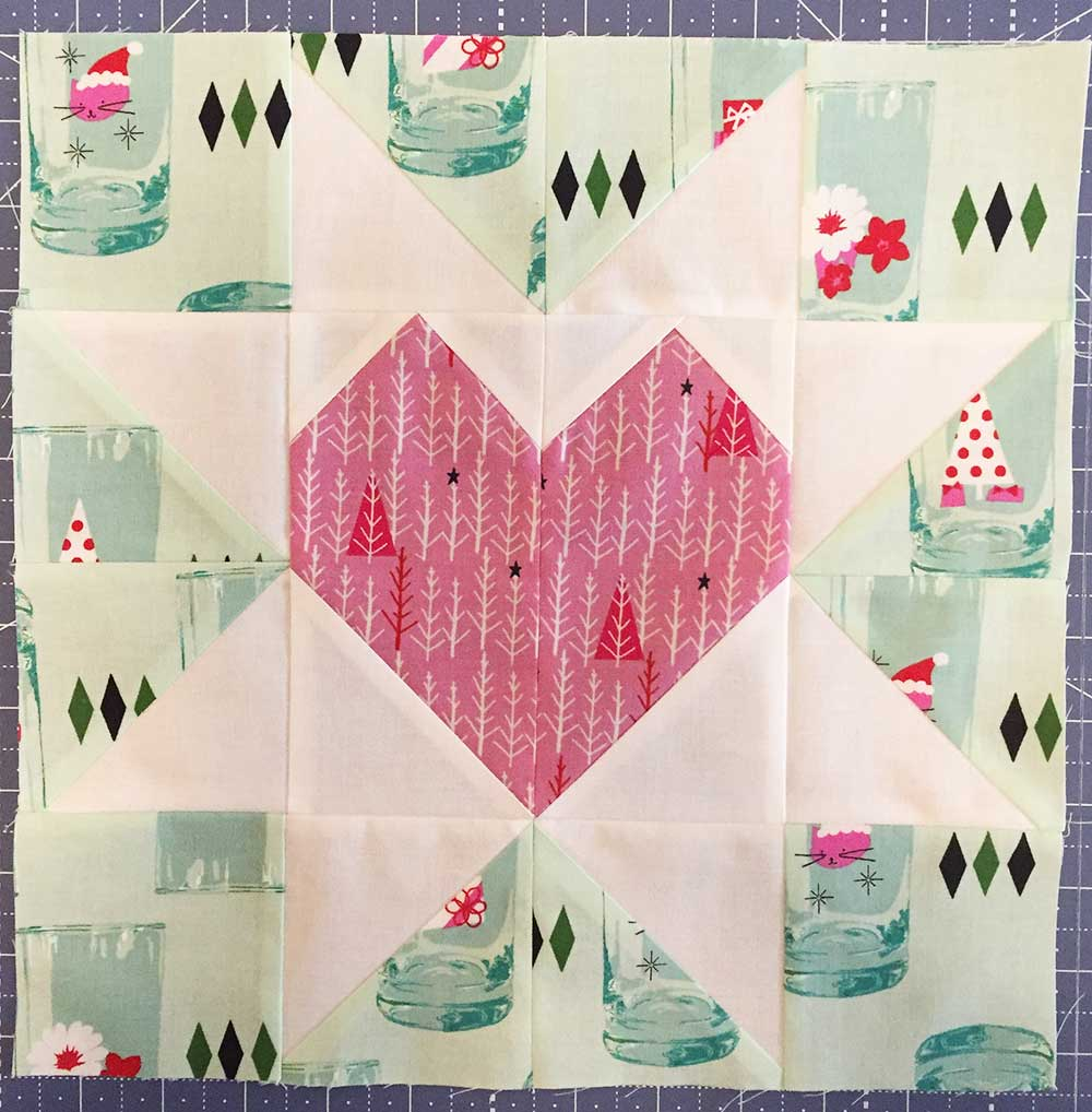 Handmade with Love Sew Along – Week 4