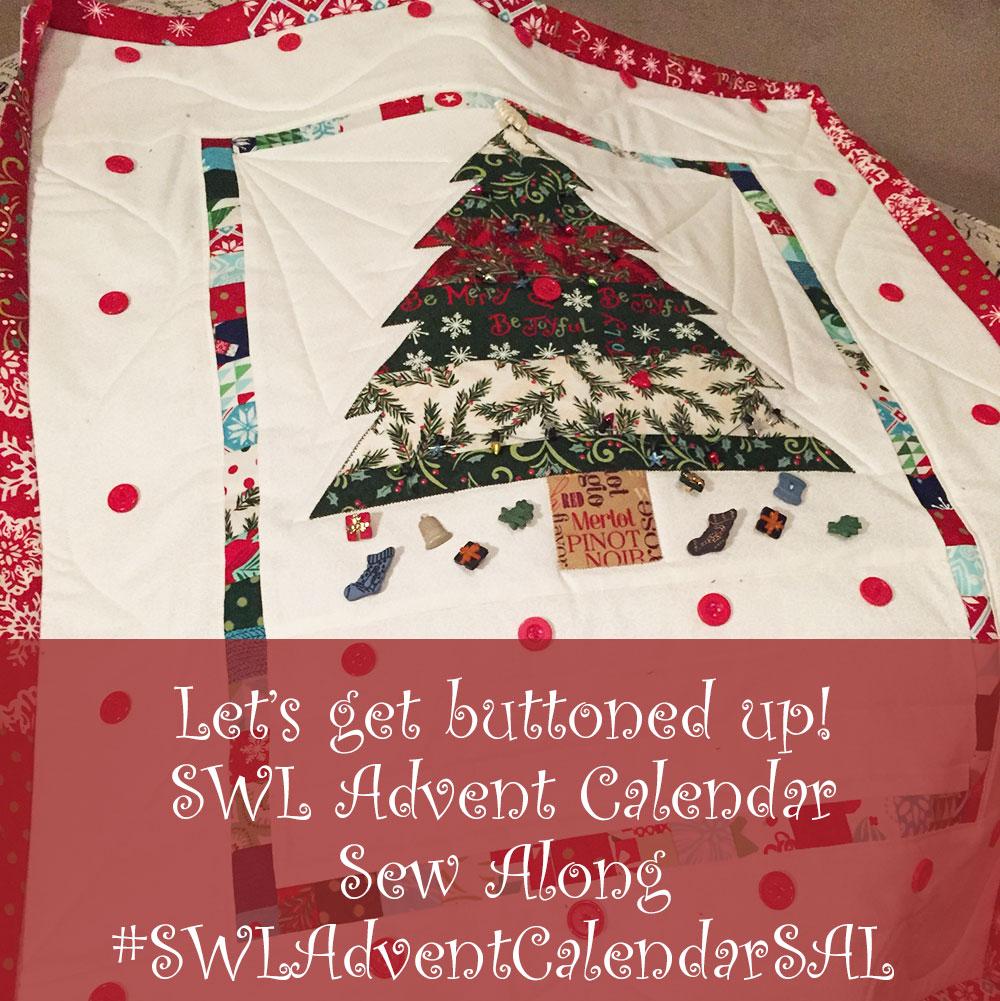 Sew Along – Week 5