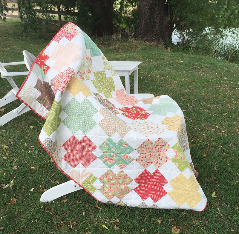 Tailored Swell Quilt