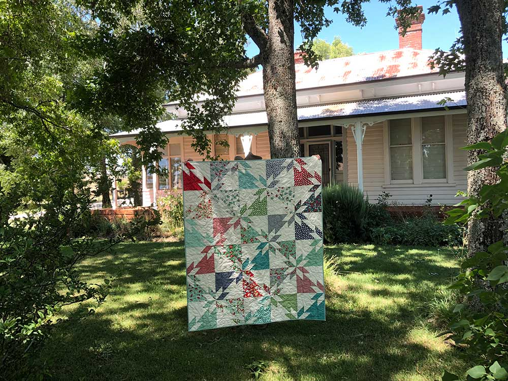 Turnabout Patchwork Blog Tour