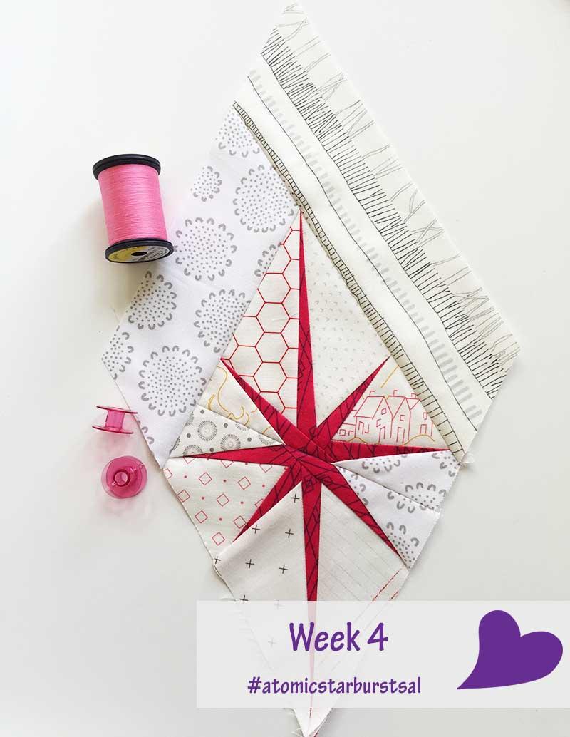 Atomic Starburst SAL – Week 4
