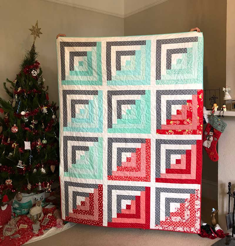 Room and Board Quilt