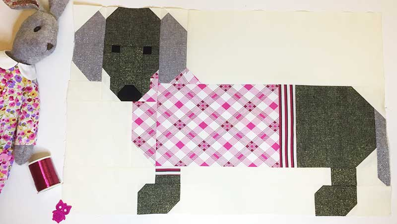 Elizabeth Hartman's All the Animals Sew Along – Dogs in Sweaters