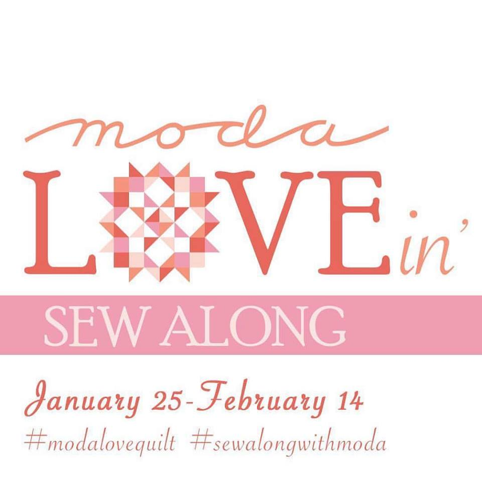 Moda Love Star Sewalong