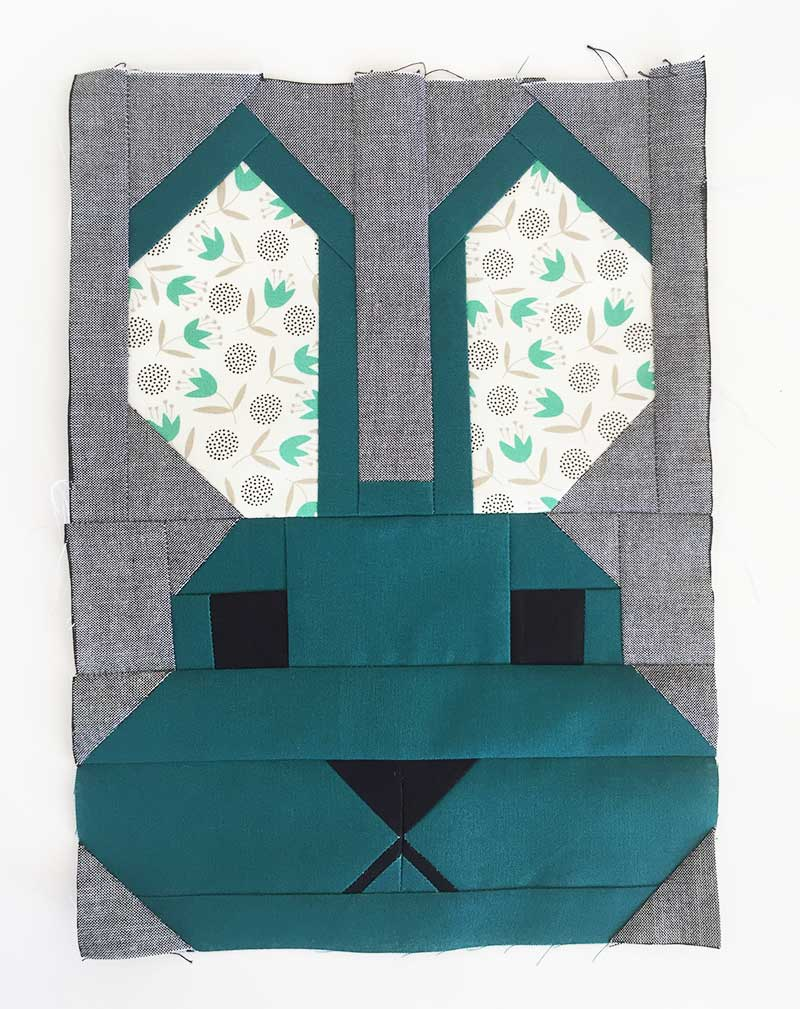Peaceful Planet Sew Along – Week 8