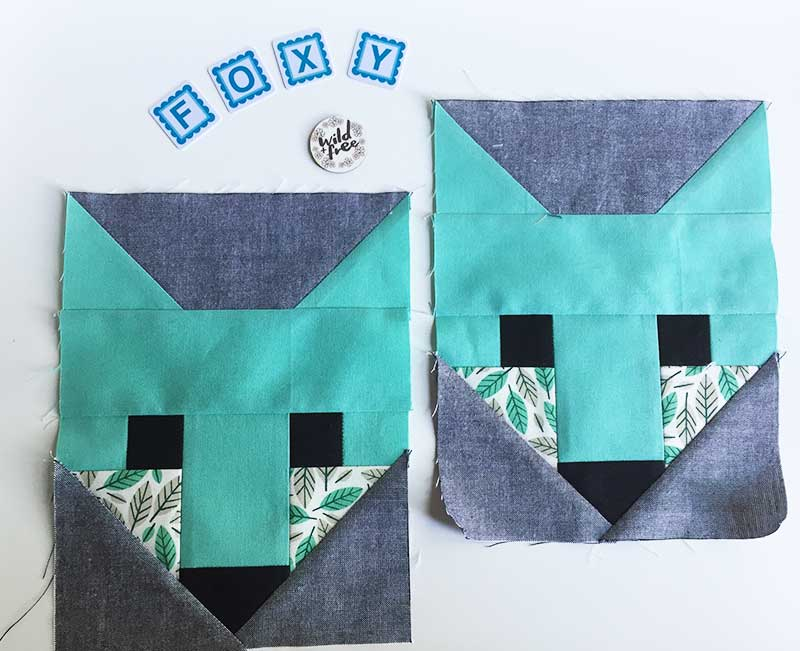 Peaceful Planet Sew Along – Week 7