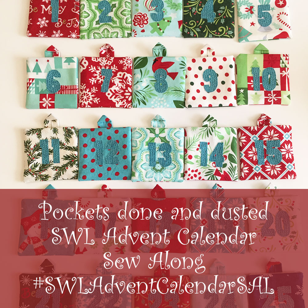 Sew Along – Week 3