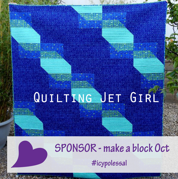 Icy Poles Sew Along – October Sponsor