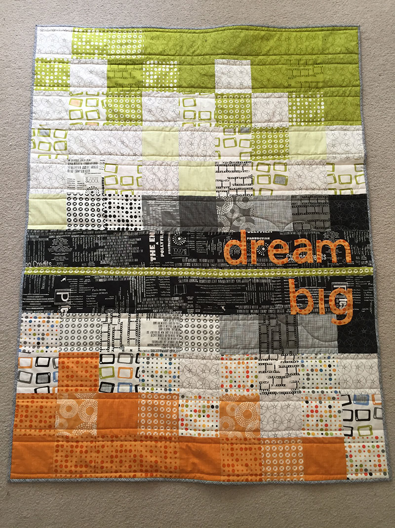 saidwithlove-dreambigquilt